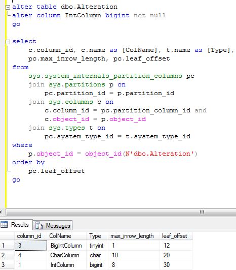 Alter table change data type ppt hsci 709 powerpoint - Alter table modify column sql server ...