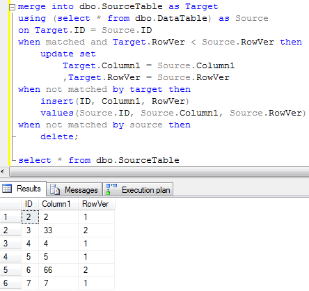Sunday T-SQL Tips: Inserted, Deleted tables and OUTPUT