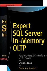 My book: Expert SQL Server In-Memory OLTP