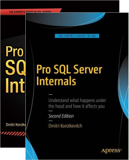 My Book: Pro SQL Server Internals